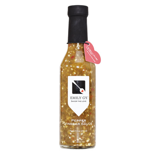 Emily G's Emily G's Pepper Vinegar Sauce, 8.5oz.