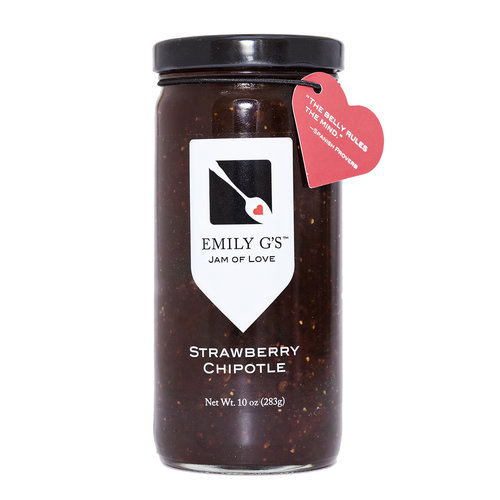 Emily G's Emily G's Strawberry Chipotle Jam, 10oz.