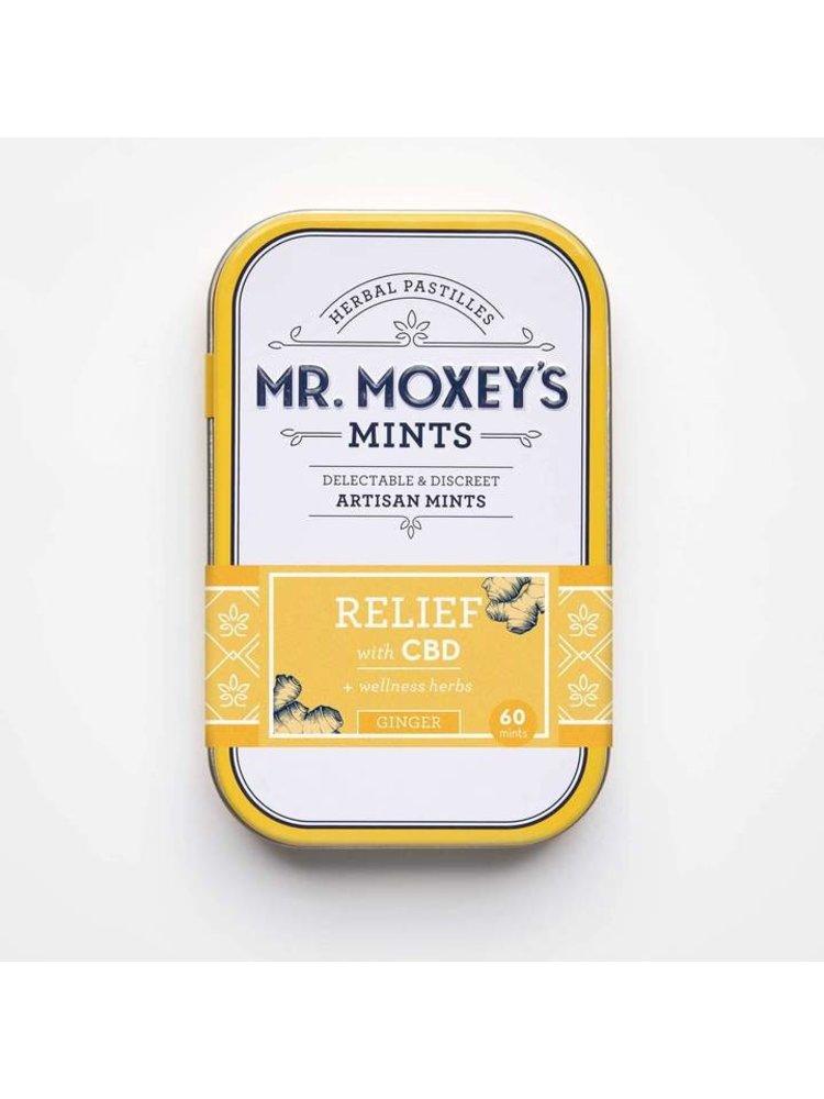 MR. MOXIES Mr. Moxie's Mints 5mg CBD per mint, 60ct