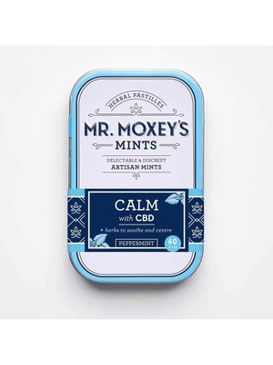 MR. MOXEY'S Mr. Moxey's Mints Calm, Peppermint 5mg, 60ct