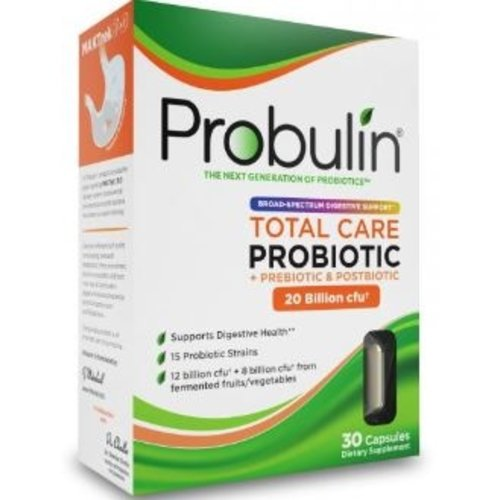 Probulin Probulin Total Care Probiotic, 30ct