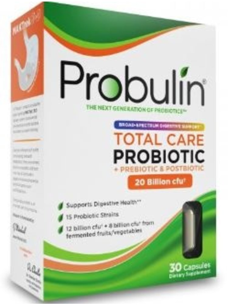 Probulin Total Care Probiotic, 30ct