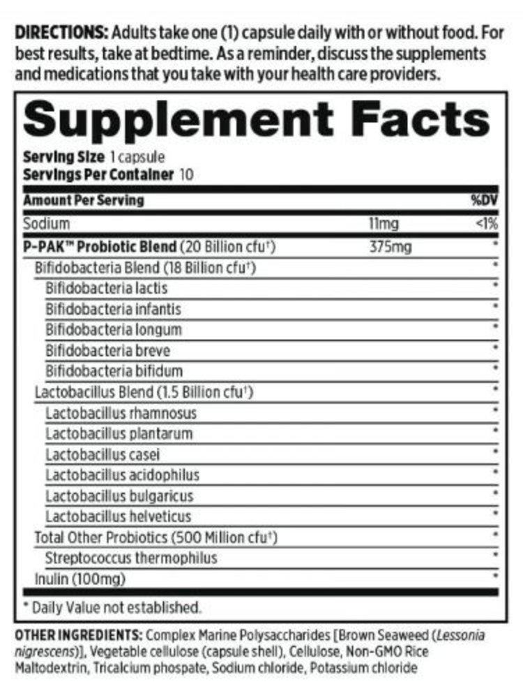 Probulin P-PAK Probiotic