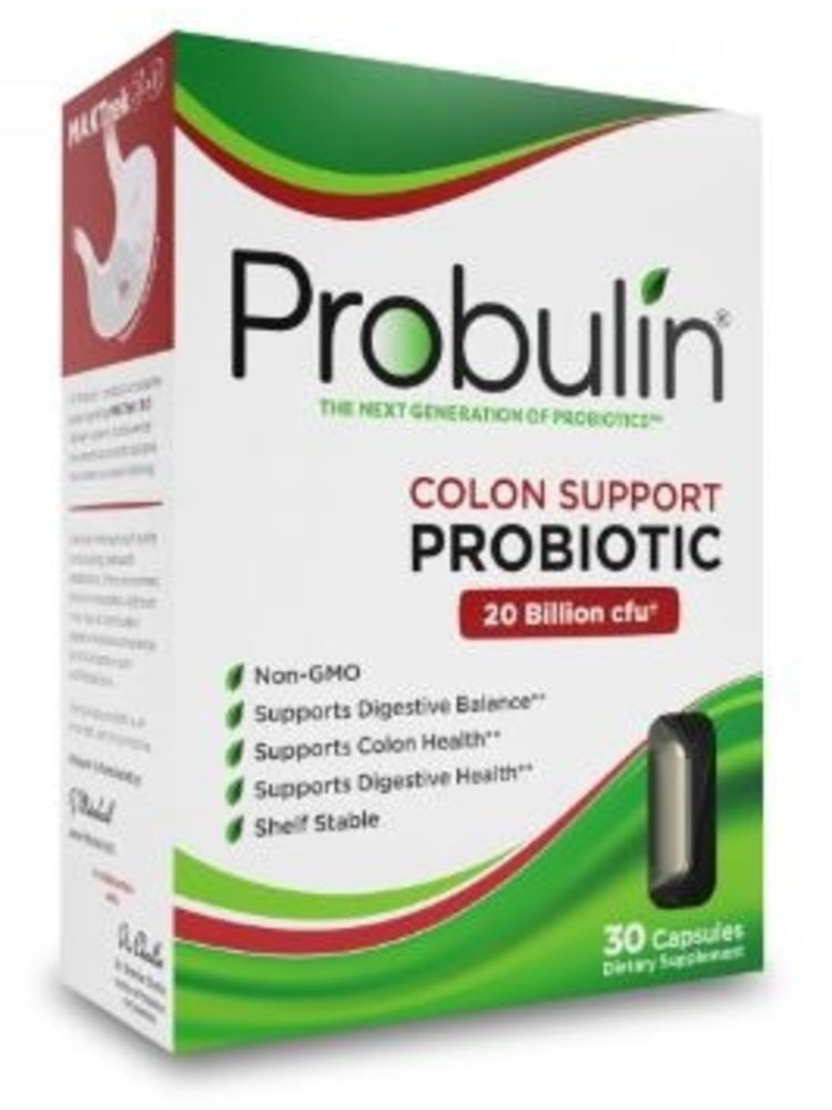 Probulin Probulin Colon Support Probiotic