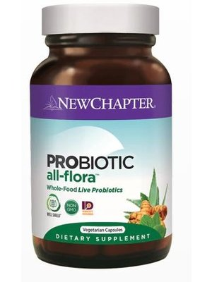 NEW CHAPTER New Chapter Probiotic All-Flora, 30vc