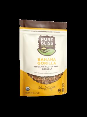Pure Bliss Pure Bliss Organics Banana Bread Granola, 11oz.