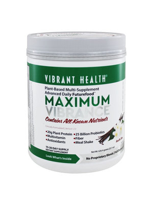 Vibrant Health Vibrant Health Maximum Vibrance, 22.1oz.