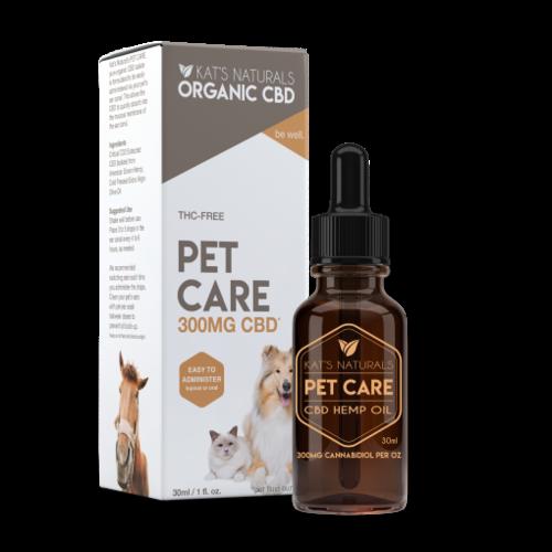 KAT'S NATURALS Kat's Naturals Pet Care Ear Drops, 30ml