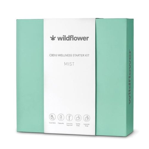 WILDFLOWER Wildflower Mist Starter Kit