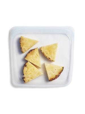 Stasher Stasher Sandwich Bag, Clear
