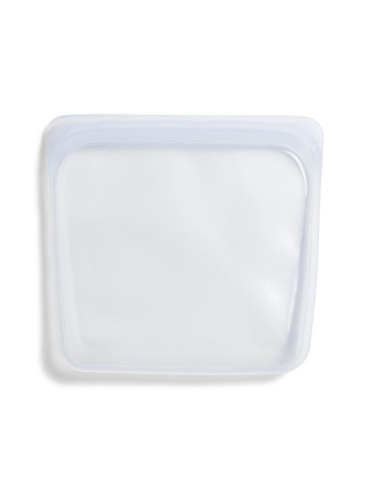 Stasher Stasher Sandwich Bag -Medium, Clear
