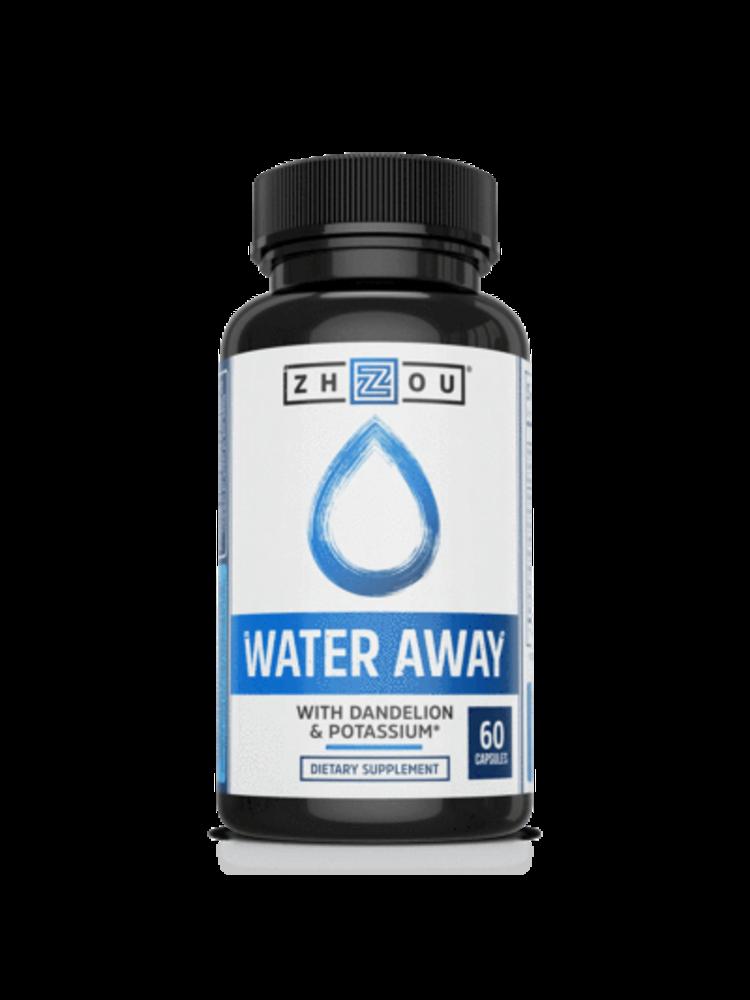 Zhou Nutrition Zhou Water Away, 60cp