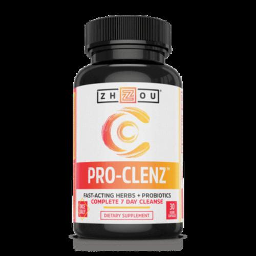 Zhou Nutrition Zhou Pro-Clenz, 30vc