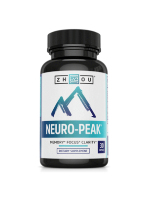 Zhou Nutrition Zhou Neuro-Peak, 30ct
