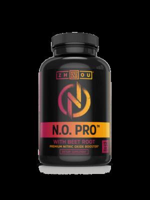Zhou Nutrition Zhou N.O. Pro w/Beet Root, 120vc - DISCO