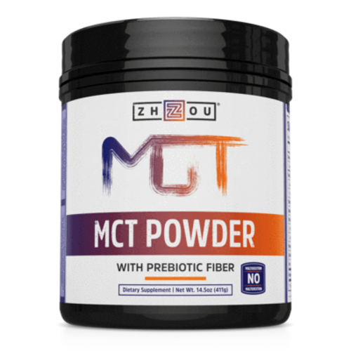 Zhou Nutrition Zhou MCT Powder, 14.5oz.