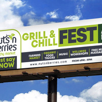 Summer's almost over, can you believe it?  Join us for Grill & Chill