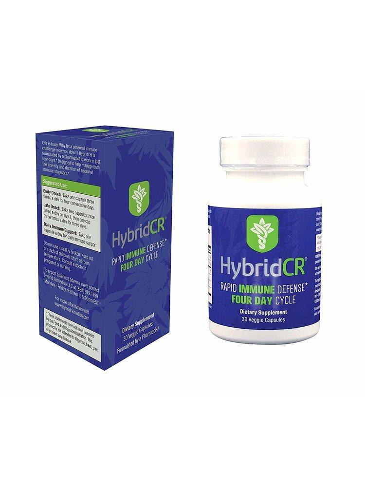 Hybrid Remedies Hybrid Defense HybridCR Rapid Immune Defense, 30cp