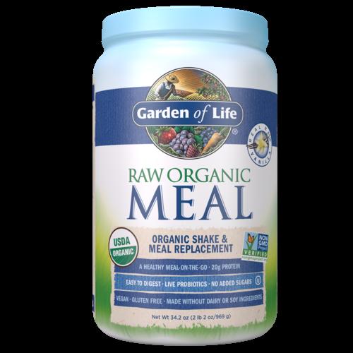 Garden of Life GoL RAW Organic Meal Vanilla