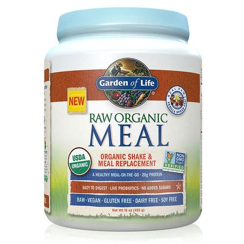 Garden of Life GoL RAW Organic Meal Vanilla Chai (Mini) 557g