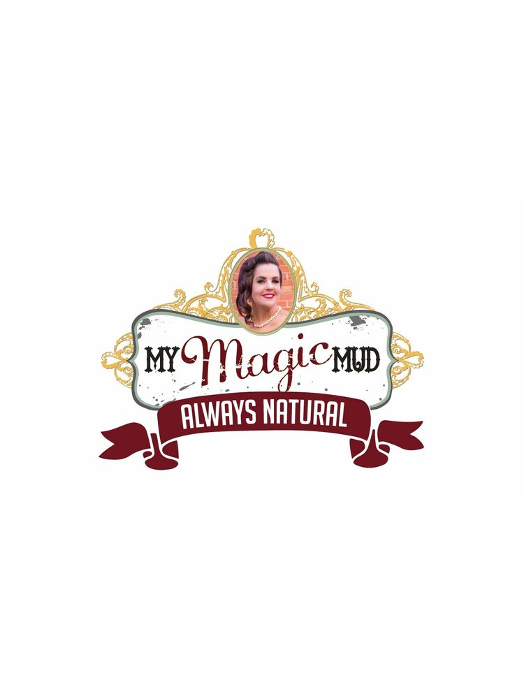 My Magic Mud My Magic Mud Whitening Tooth Powder, Spearmint, 1.06oz.