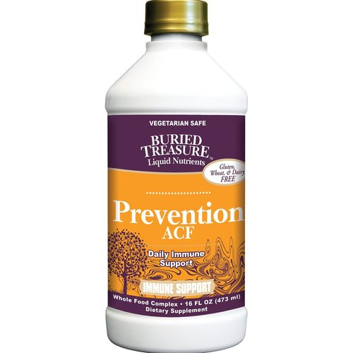 BURIED TREASURE Buried Treasure Prevention ACF 16oz.