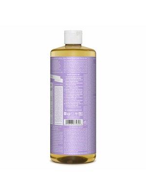 Dr. Bronner's Dr, Bronner's Pure Castile Liquid Soap, Lavender, 32oz.