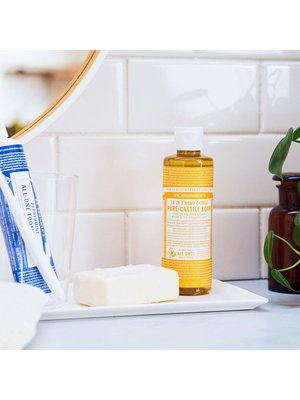 Dr. Bronner's Dr, Bronner's Pure Castile Liquid Soap, Citrus, 16oz.