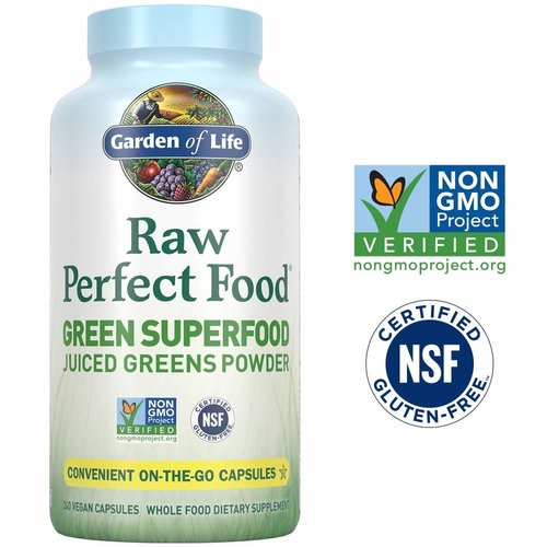 Garden of Life GoL Perfect Food RAW 240c