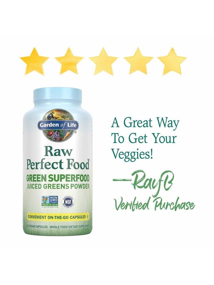 Garden of Life GoL Perfect Food RAW 240c