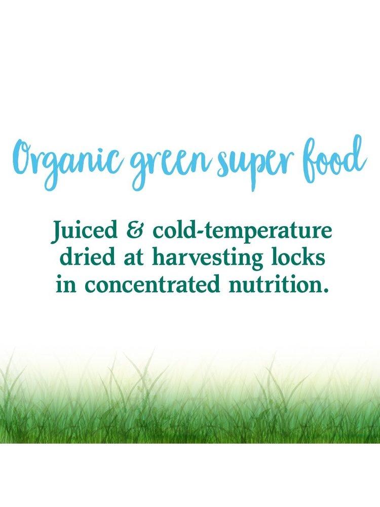 Garden of Life GoL Raw Organic Perfect Food, Wheat Grass, 4.2oz.