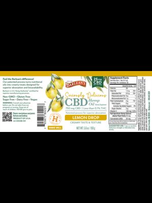 BARLEANS Barlean's Lemon Drop, 5.6oz