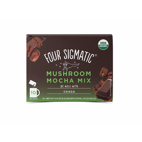 FOUR SIGMATIC Four Sigmatic Mushroom Coffee, Mocha, 10ct