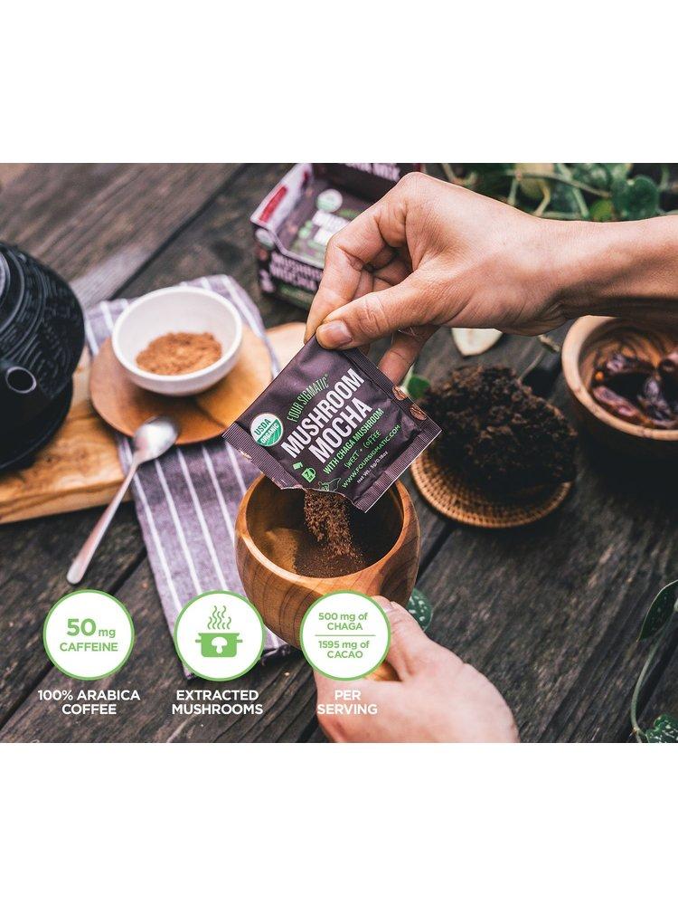 FOUR SIGMATIC Four Sigmatic Mushroom Coffee, Mocha, 10ct