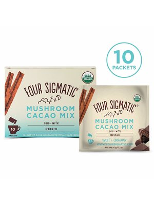 FOUR SIGMATIC Four Sigmatic Hot Cacao Mix, Org, Reishi, 10ct