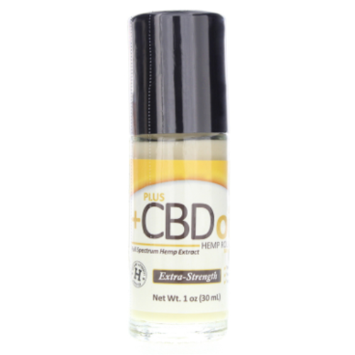 PLUS CBD PlusCBD Gold Extra Strength Roll-On, 500mg