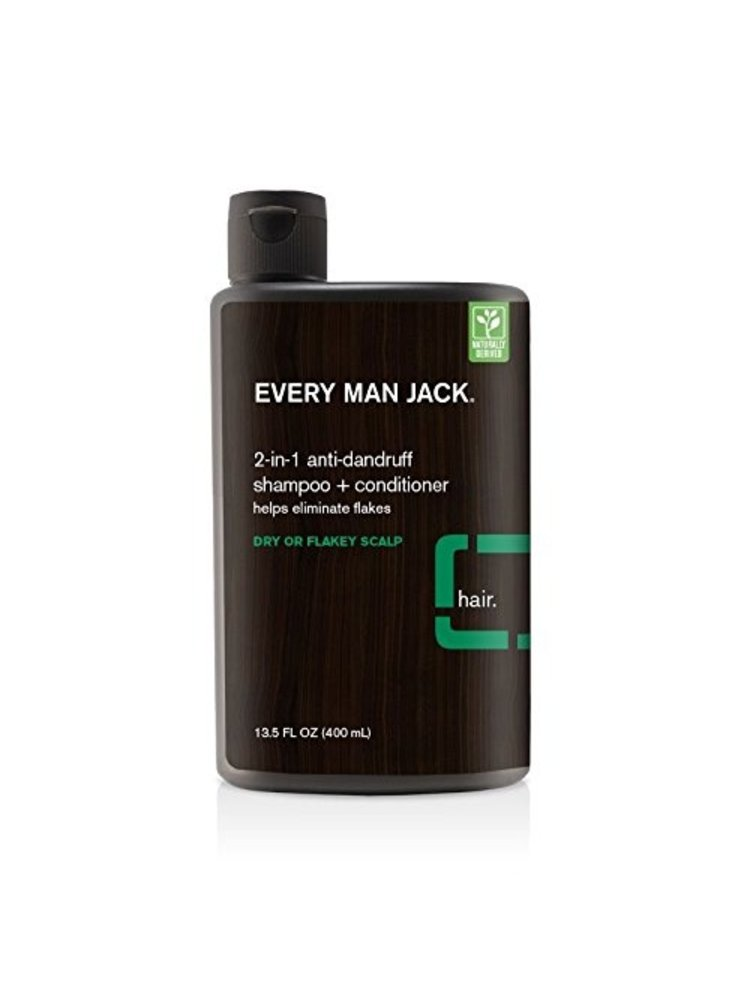 Every Man Jack Every Man Jack 2-in-1 Anti-Dandruff Shampoo & Conditioner, 13.5oz.