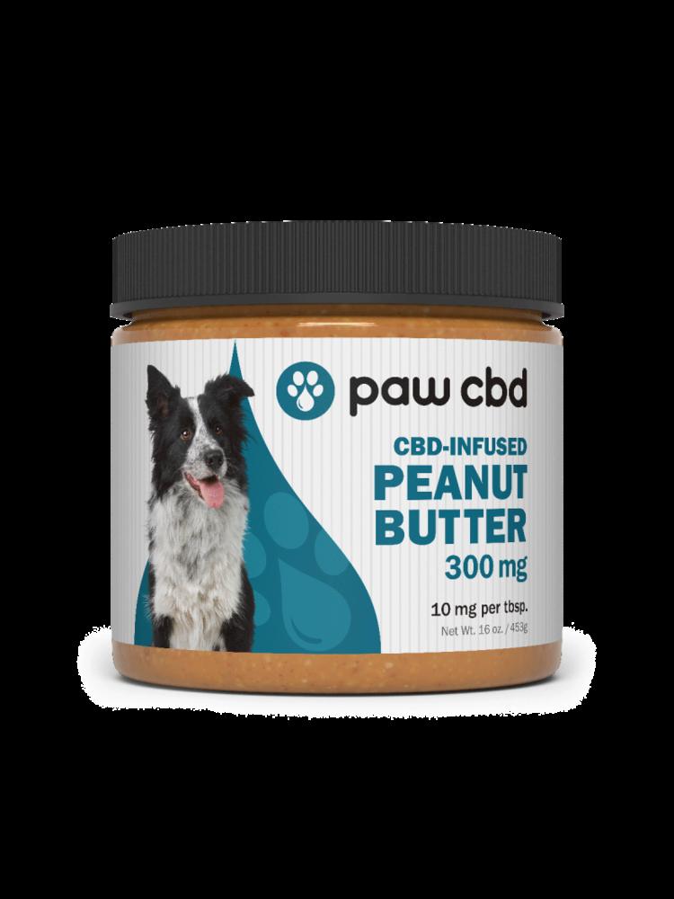 CBDMD cbdMD paw CBD Peanut Butter 300mg, 16oz.