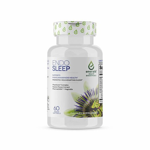 EMERALD HEALTH BIOCEUTICALS Emerald Health Bioceuticals EndoSleep 60ct