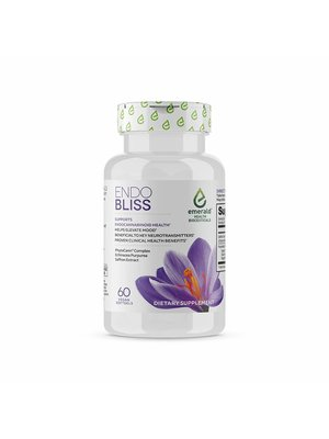 EMERALD HEALTH BIOCEUTICALS Emerald Health Bioceuticals EndoBliss 60ct