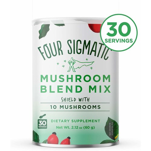 FOUR SIGMATIC Four Sigmatic Mushroom Blend