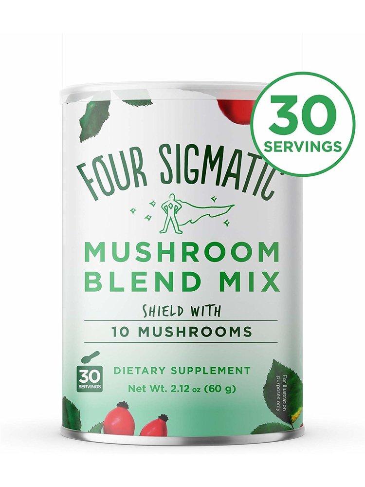 FOUR SIGMATIC Four Sigmatic 10 Mushroom Blend