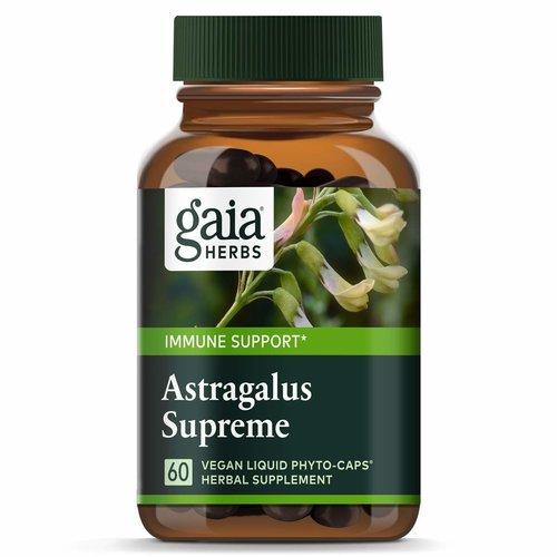 GAIA HERBS Gaia Astragalus Supreme LP, 60cp