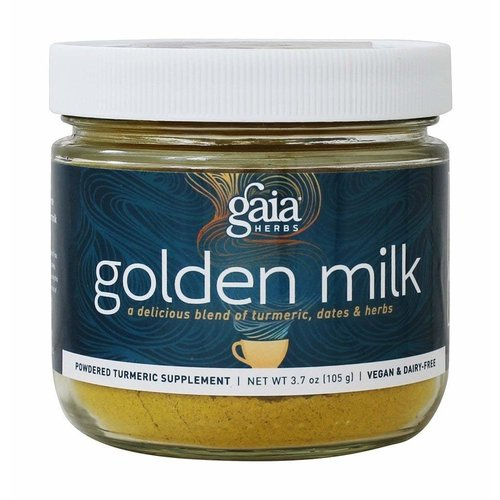 GAIA HERBS Gaia Golden Milk, 4.3oz.