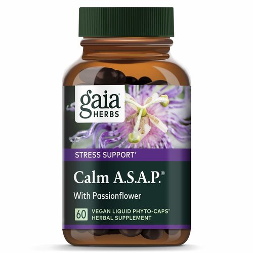 GAIA HERBS Gaia Calm ASAP, 60ct