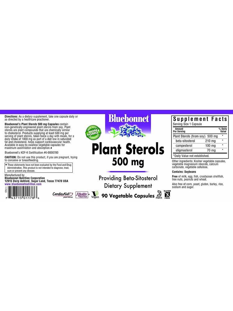 Bluebonnet Bluebonnet Plant Sterols, 90vc