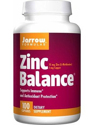 Jarrow Zinc Balance 15mg, 100cp