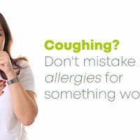 Coughing?  Don't mistake seasonal allergies for something worse