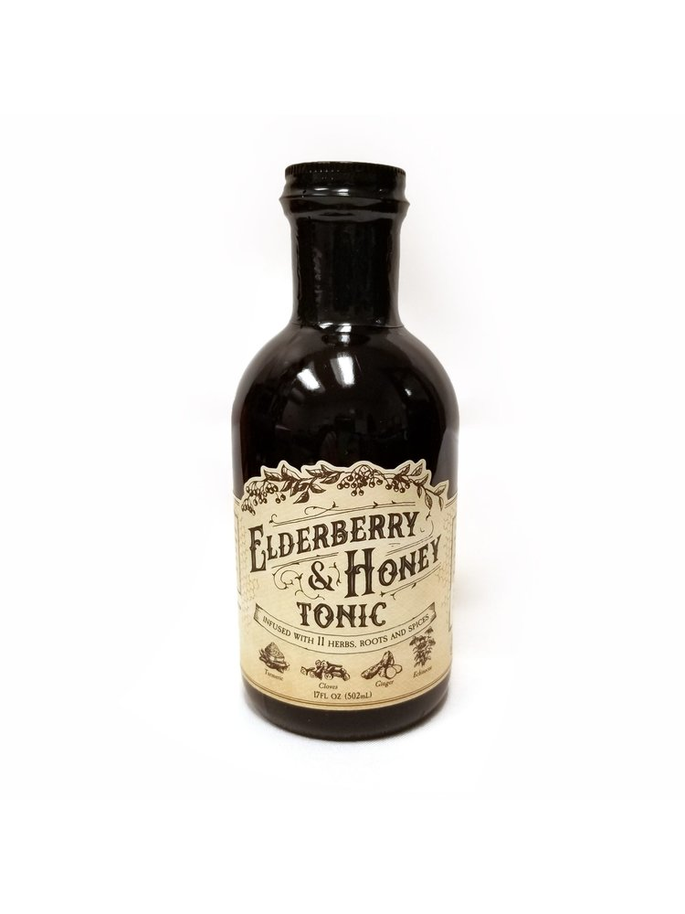 Roots & Leaves Roots and Leaves Elderberry & Honey Tonic, 17oz.