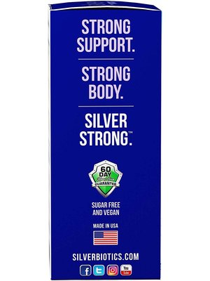 Silver Biotics Silver Biotics Immune Enhancing Supplement, 8oz.